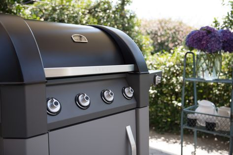 The Advantages Of Using A Gas Barbecue Grill