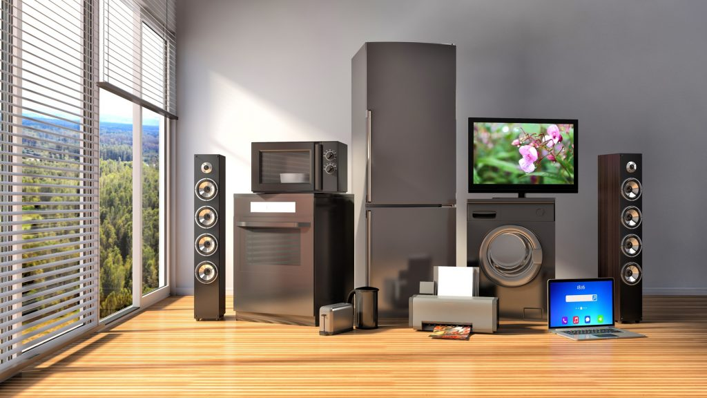 home appliances service