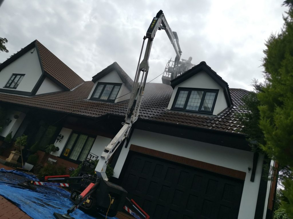 Roof Cleaning Chorley