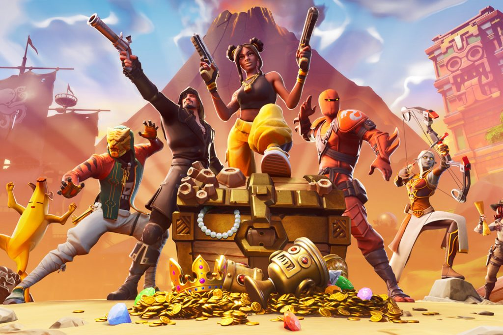 cheap fortnight accounts