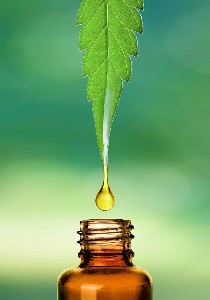 CBD oil test