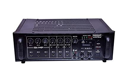 dj amplifier