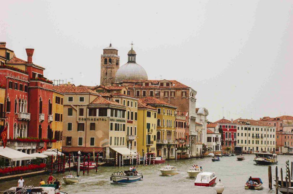 travel blog on Italy